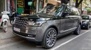 """""""Siêu"""" SUV Range Rover SVAutobiography biển đẹp của đại gia Quảng Ninh"""