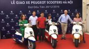 Xe máy Pháp giá 68 triệu đồng đến tay khách Việt