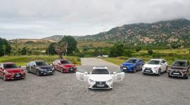 Lexus Amazing Experience 2016 - Đánh thức giác quan