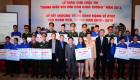 """Honda Việt Nam trao giải Cuộc thi """"Thanh niên với Văn hóa giao thông"""" năm 2016"""