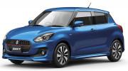 Suzuki Swift thế hệ mới chính thức ra mắt