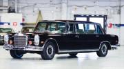 """Ngắm """"hàng hiếm"""" Mercedes-Benz 600 Pullman 1968"""