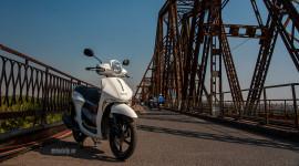 Đánh giá Yamaha Janus 125: Xe tay ga giá rẻ cho phái đẹp