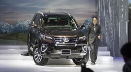Toyota Fortuner 2017 có giá bán từ 981 triệu đồng tại Việt Nam