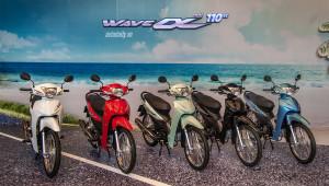 Video: Xem kỹ Honda Wave Alpha 110 vừa ra mắt tại Việt Nam