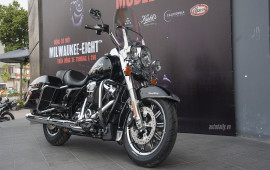 Harley Davidson giới thiệu loại động cơ hoàn toàn mới tại Việt Nam