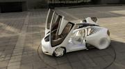 """Ngạc nhiên với mẫu xe """"siêu"""" thông minh Toyota Concept-i"""