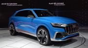Audi ra mắt Q8 Concept, mẫu Coupe-SUV sang trọng của tương lai
