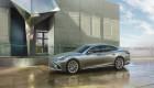 """Lexus LS 2018 - """"Kẻ thách thức"""" Mercedes S-Class và BMW 7-Series"""