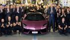 """3.457 """"siêu bò"""" Lamborghini đến tay người tiêu dùng trong năm 2016"""