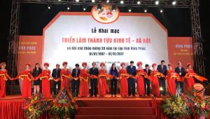20 năm Toyota Việt Nam đồng hành cùng tỉnh Vĩnh Phúc