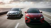 Toyota Camry 2018 - sự lột xác ngoạn mục