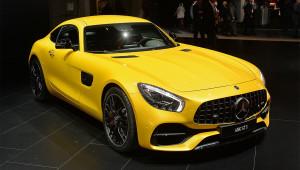 Mercedes trình làng AMG GT 2017 và GT C Edition 50