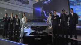 Mazda6 2017 chính thức ra mắt tại Việt Nam, giá từ 975 triệu