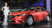 Chi tiết Mazda6 2017 giá từ 975 triệu vừa ra mắt tại Việt Nam