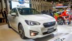 Subaru Impreza hoàn toàn mới ra mắt tại Đông Nam Á