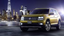 Volkswagen Atlas 2017 có giá từ 30.000 USD