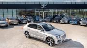 Hơn 11.000 xe Bentley đến tay người tiêu dùng trong năm 2016