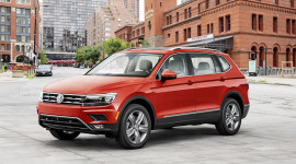 Ra mắt Volkswagen Tiguan LWB 2017