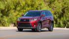 Toyota Highlander 2017 đạt tiêu chuẩn an toàn 5 sao