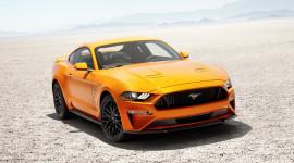 Ford Mustang 2018 chính thức trình làng