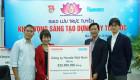Honda Việt Nam hỗ trợ đồng bào lũ lụt Nam Trung Bộ