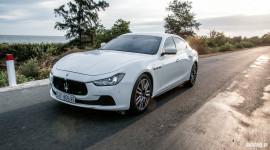 Lái thử Maserati Ghibli - Một trải nghiệm khác về tốc độ