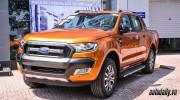 Ford Ranger trở lại thị trường Bắc Mỹ vào năm 2019