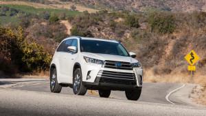 Toyota đầu tư 600 triệu USD vào nhà máy sản xuất xe Highlander