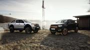 Ford Ranger độ kiểu hầm hố đẹp long lanh