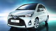 Toyota Yaris 2017 bổ sung thêm động cơ xăng 1.5L mới