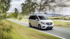 Mercedes-Benz V-Class Marco Polo Horizon phiên bản đặc biệt trình làng