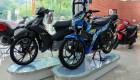 """Suzuki Axelo 125RR thêm màu đen mờ """"cực chất"""" tại Việt Nam"""
