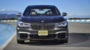 """Ngắm chi tiết M760i xDrive – """"siêu"""" sedan đắt nhất nhà BMW"""
