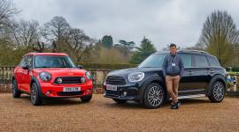 Lái thử MINI Countryman 2017 tại Anh quốc