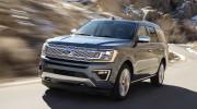 Ford giới thiệu Expedition 2018, cạnh tranh Cadillac Escalade