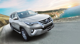 Fortuner 2017- Chiếc SUV thực thụ