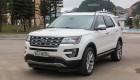 137 xe Ford Explorer được bán ra trong tháng 1/2017
