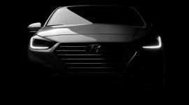 Hyundai Accent 2018 chuẩn bị trình làng