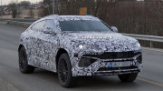 Siêu SUV Lamborghini Urus phiên bản sản xuất lộ diện trên đường thử