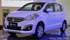 Suzuki Ertiga thêm phiên bản máy dầu, giá từ 16.500 USD