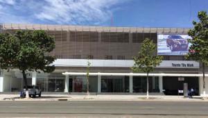 Toyota mở chi nhánh đại lý tại Tây Ninh