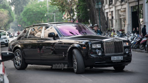 Thành viên nhóm nhạc Big Bang được đưa đón bằng xe siêu sang chục tỷ