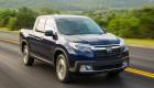 Honda Ridgeline 2017: Xe bán tải cỡ trung an toàn nhất