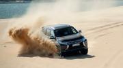 Hành trình khám phá sức mạnh Mitsubishi Pajero Sport 2017
