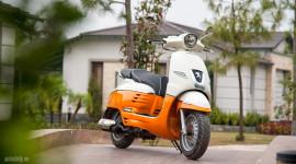 Đánh giá Peugeot Django 125: Thiết kế ấn tượng, vận hành êm ái