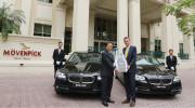 Euro Auto tiếp tục bàn giao xe Series 5 cho khách sạn 5 sao