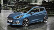 """""""Choáng"""" với khả năng tăng tốc của Ford Fiesta ST 2018"""