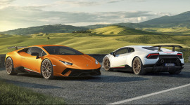 Lamborghini Huracan Performante chốt giá từ 274.390 USD