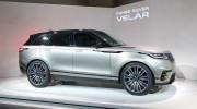 Ảnh thực tế Range Rover Velar 2018